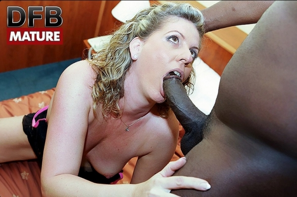DFBNetwork.com - Laura - Mature babe doggy fucked by a black man [FullHD 1080p]