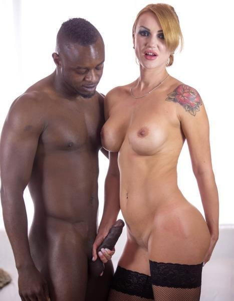 Private: Iskra - Busty MILF Iskra Has Her First Interracial Experience (FullHD/1080p/742 MB) 20.03.2017
