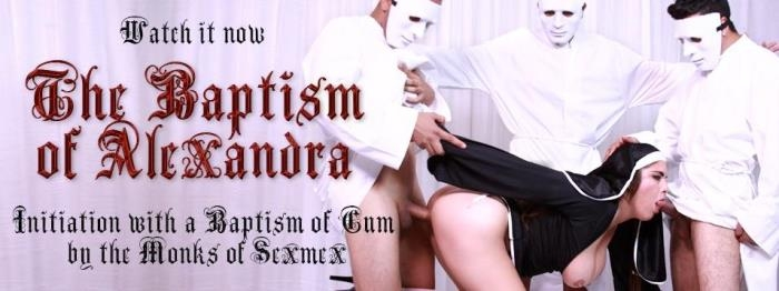 Sexmex.xxx - Alexandra Paris - Baptism [FullHD, 1080p]