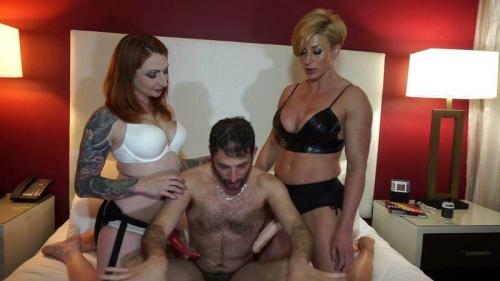 Clips4sale.com [Kiddd Dynamite Gets Double Teamed] FullHD, 1080p