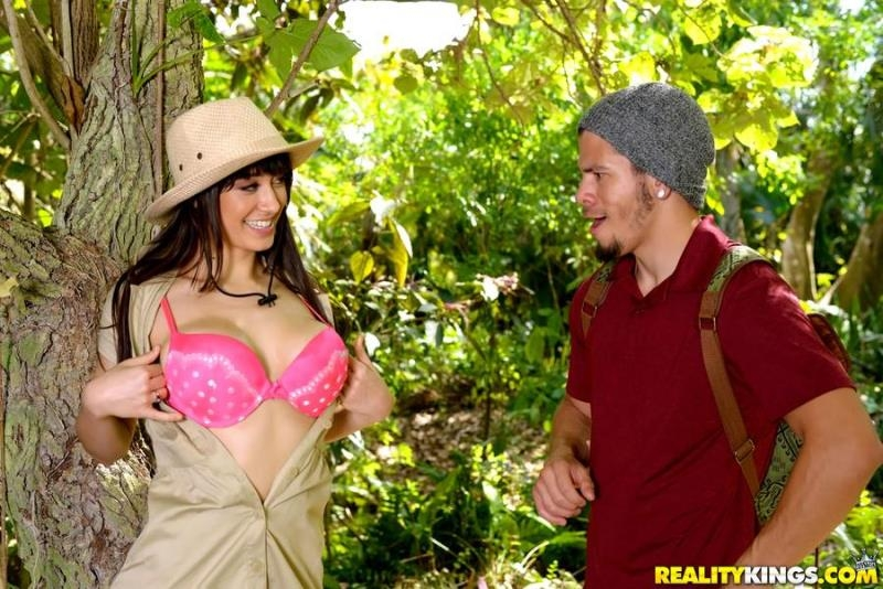 BigNaturals.com / RealityKings.com: Meko Lilly - Hike And Pipe [SD] (380 MB)