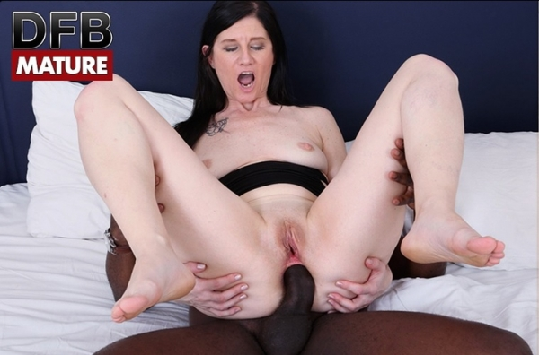 DFBPorn.com - Niky - Hairy asshole filled with black man cum [HD 720p]