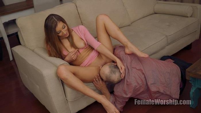 FemaleWorship.com - I Really Needed That [FullHD, 1080p]