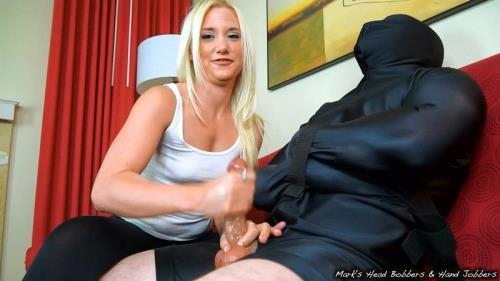 MARKS HEAD BOBBERS HAND JOBBERS / Clips4sale.com [Shelby Paige - Look Mom...No hands!] FullHD, 1080p