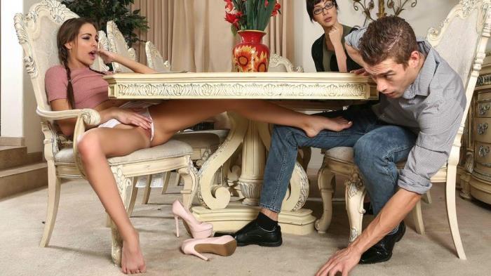 TeensLikeItBig.com / Brazzers.com - Kimmy Granger - Fucking the Family Friend [SD, 480p]