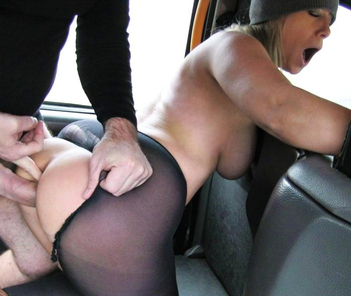 Sasha Steele- Lady wants cock to keep her warm  [FullHD 1080p] FakeTaxi