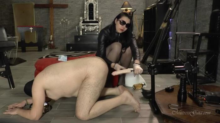 TRAINING SLUT TO EAT MY SHIT (Scat Porn) FullHD 1080p