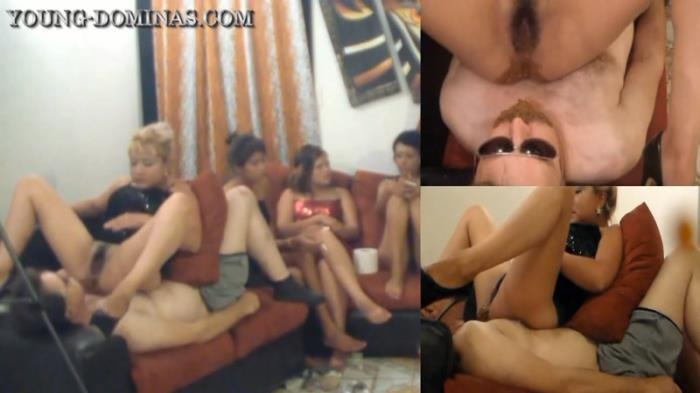 Special Poop Session on Couch (Scat Porn) FullHD 1080p