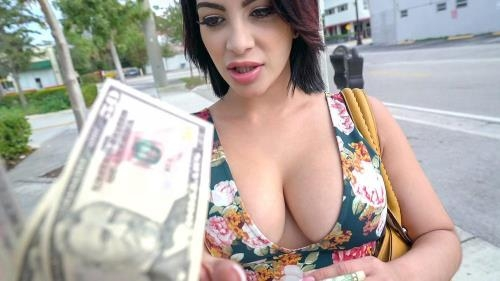 PublicPickUps.com / Mofos.com [Kitty Caprice - Sexy Latina Loves Cash] SD, 480p
