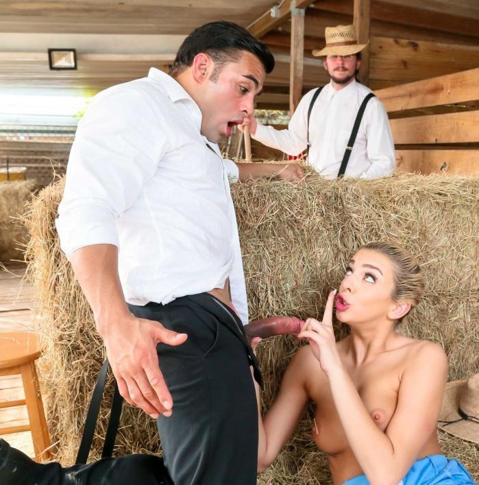 Tiffany Watson - Amish Girls Go Anal Part 2: Saving My Virginity  [HD 720p]