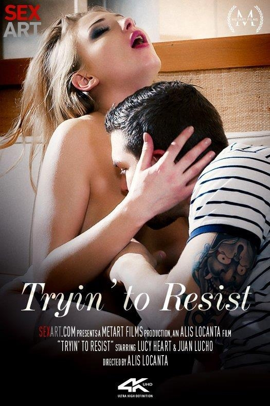 SexArt.com / MetArt.com - Lucy Heart & Juan Lucho - Tryin To Resist [FullHD, 1080p]