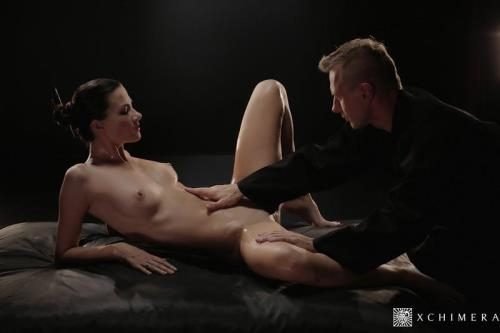 XChimera.com / PorndoePremium.com [Lauren Crist - Sexy Czech Lauren Crist enjoys oily massage and sensual sex with gardener] SD, 480p