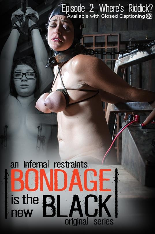 Harley Ace, Winnie Rider, Ashley Lane - Bondage Is The New Black Episode 2 - InfernalRestraints.com (SD, 480p)