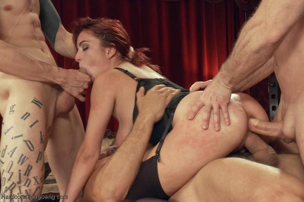 Ashlee Graham - High End Slut services BDSM Gentlemen's Club! - HardcoreGangBang.com (SD, 360p)