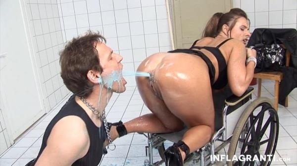Susanne B - Anal punishment (FullHD 1080p)