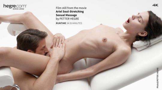 Hegre: Ariel - Ariel Soul-Stretching Sexual Massage (FullHD/1080p/915 MB) 03.03.2017