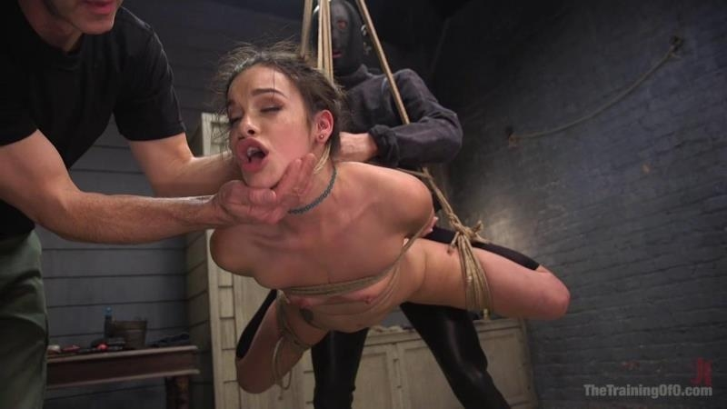 TheTrainingOfO.com / Kink.com: Eden Sin - Bondage Slut Eden Sin Submits to Deep Anal Discipline Training [HD] (2.20 GB)