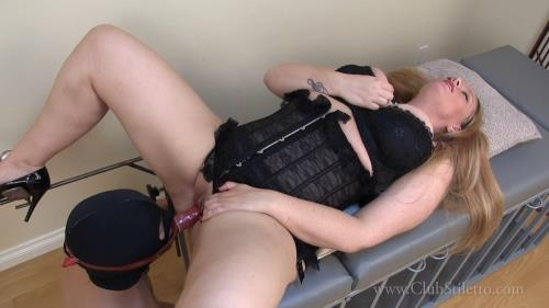 Clubstiletto.com [I\'m Thinking of My Black Studs Cock, hubby] FullHD, 1080p