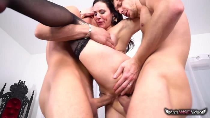 ArchAngelVideo.com - Kendra Lust - Kendra's First Ever DP [SD, 360p]