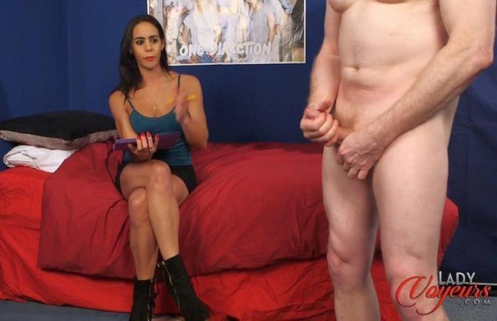Angelina Elise - Soft To Hard (LadyVoyeurs) FullHD 1080p