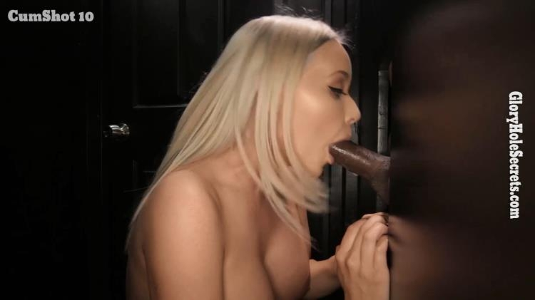 Rachele - Rachele's Fourth Gloryhole Video - 19 cumshots / 10 Mar 2017 [GloryHoleSecrets / FullHD]