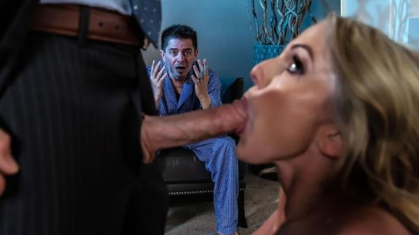 Christie Stevens - My Boss Wants My Wife - RealWifeStories.com / Brazzers.com (SD, 480p)