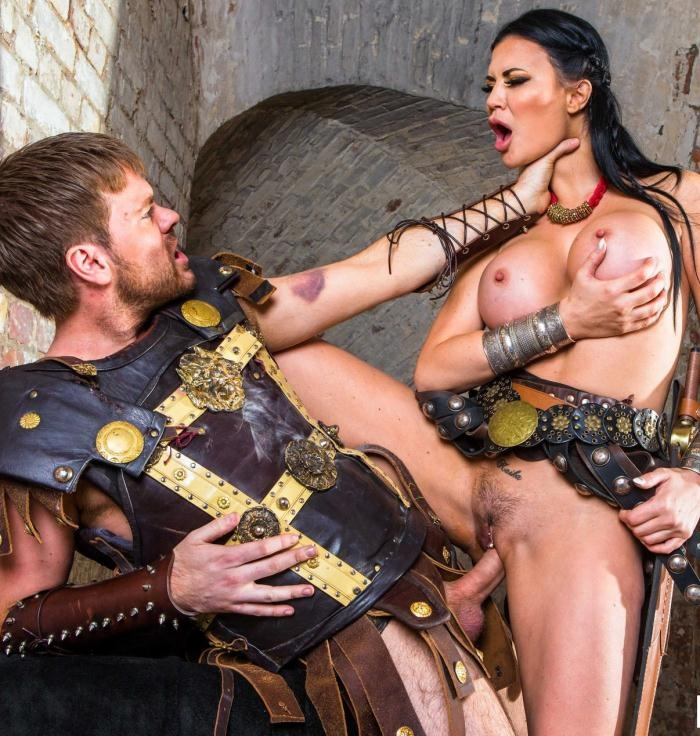 Jasmine Jae- Rina Ellis Saves The World: A XXX 90s Parody, Episode 2  [HD 720p] DigitalPlayGround