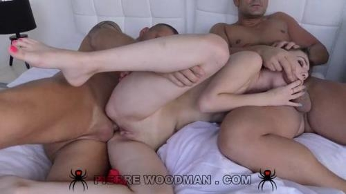 WoodmanCastingX.com [Elle Rose - Hard - Heavily impacted by 4 men] SD, 540p