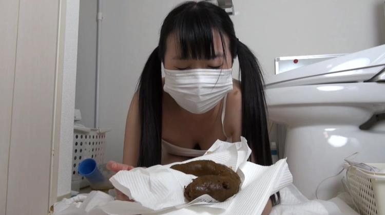 Anal Pleasure Diary, No Face Shown - ODV-418 / 21.03.2017 [Scat / HD]