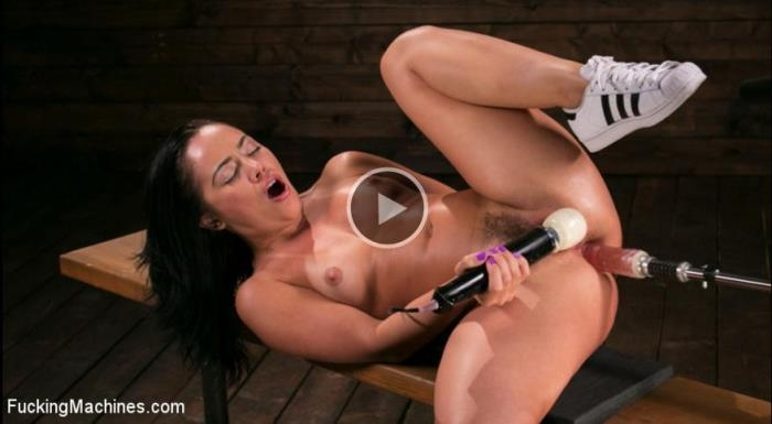 Kristina Rose - Kristina Fucking Rose is Machine Fucked in the Ass!! (FuckingMachines, Kink) HD 720p