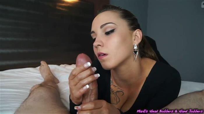 Sasha Foxx - Sasha Leaves You In Ruins (Mark\'s head bobbers and hand jobbers, Clips4Sale) SD 540p