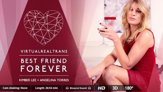 VirtualRealTrans: Angelina Torres and Kimber Lee - Best Friends Forever (FullHD/1080p/996 MB) 02.04.2017