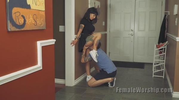 Now We Can Go - FemaleWorship.com (FullHD, 1080p)
