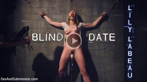 SexAndSubmission.com / Kink.com [Lily LaBeau - Blind Date] HD, 720p