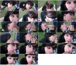AliceKinkycat - Outdoor Blowjob - POV - Kemnader See  [FullHD 1080]