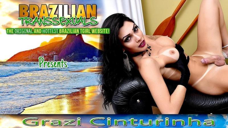 Brazilian-transsexuals.com: Grazi Cinturinha - Perfect Body Grazi Cinturinha [FullHD] (834 MB)