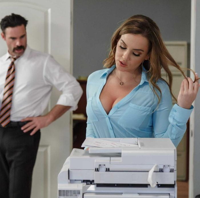 BigTitsAtWork/Brazzers: Natasha Nice - Office Initiation  [HD 720p]
