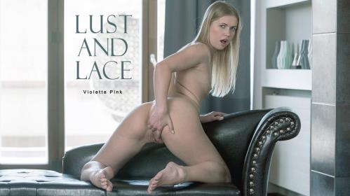 Babes.com [Violette Pink - Lust and Lace] HD, 720p