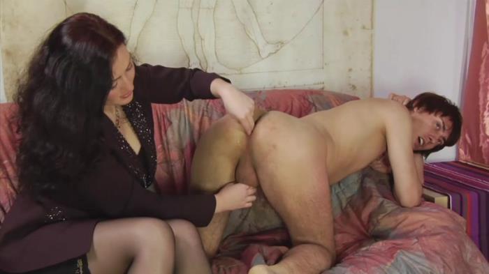 Paloma Pegging Some Guy (ParadiseFilms) HD 720p