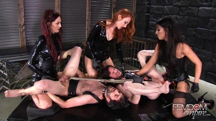 Kendra James, Sablique Von Lux, Tangent - Female Rule (FemdomEmpire) FullHD 1080p
