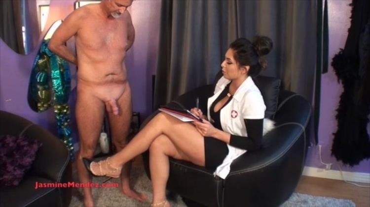 SPH Therapy Session [TheLaughingLatina, JasmineMendez / HD]