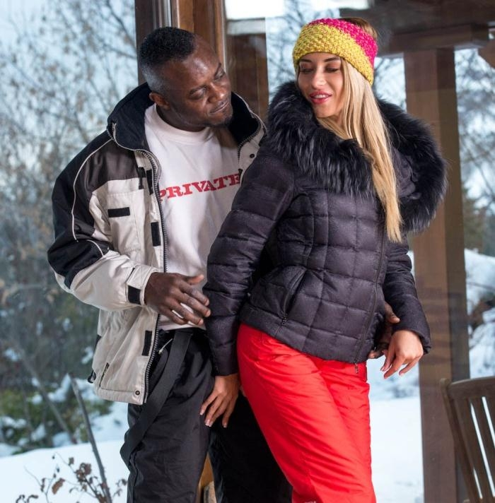 Katrin Tequila - Anal Loving Katrin Tequila Fucks with Black Guy in the Mountains  [FullHD 1080p]