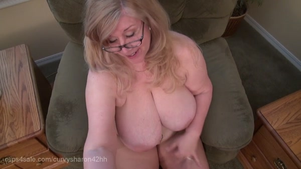 Curvy Sharon - Masturbation With Mother (Clips4Sale, Southern-Charms) HD 720p