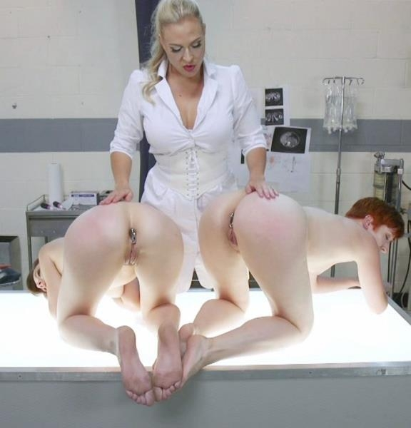Rosie, Angel Allwood, Audrey Holiday - Buttfucking is the best Birth Control - EverythingButt.com / Kink.com (HD, 720p)