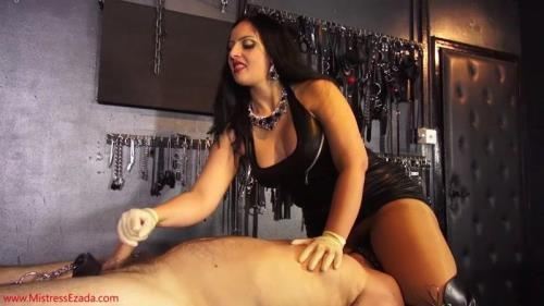 Mistress Ezada Sinn / Clips4sale.com [Ezada - Ruined for the first time] HD, 720p