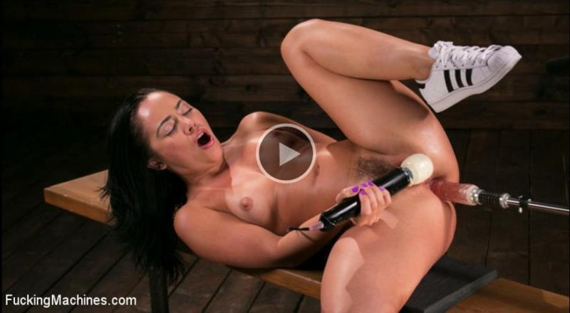 FuckingMachines.com / Kink.com: Kristina Rose - Kristina Fucking Rose is Machine Fucked in the Ass!! [HD] (1.25 GB)