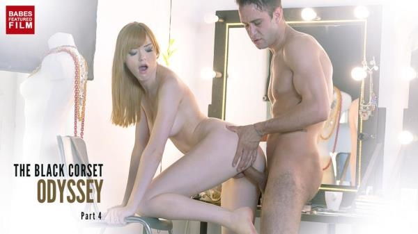 Babes - Anny Aurora - The Black Corset Odyssey Part 4 [SD, 480p]