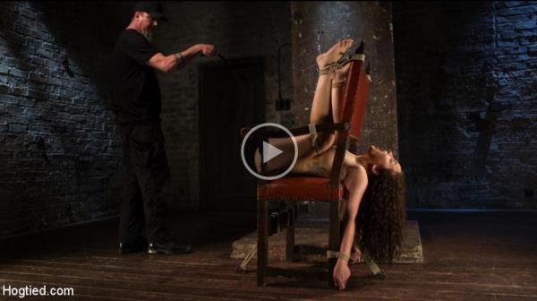HogTied, Kink - Gabriella Paltrova - Super Slut is Subjected to Brutal Torment and Bondage! [HD, 720p]