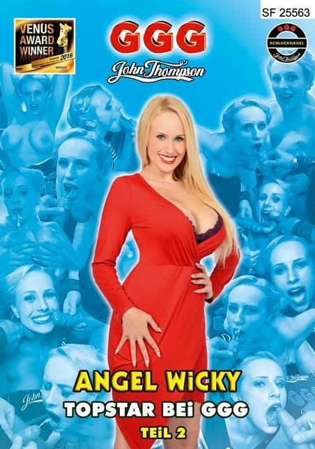 Angel Wicky Top Model Part II (JTPron, John Thompson, GGG) SD 480p