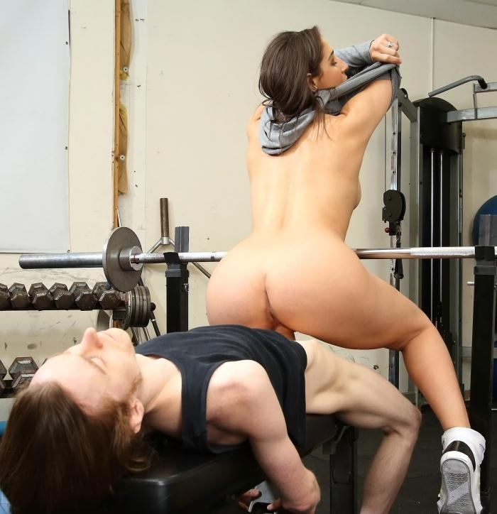 Abella Danger - Best Workout Ever  [FullHD 1080p]